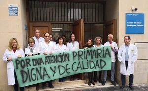 El PSOE achaca la situación de Atención Primaria a la «pésima gestión» de la consejera