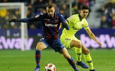 El TAD rechaza la petición del Levante de suspender la Copa