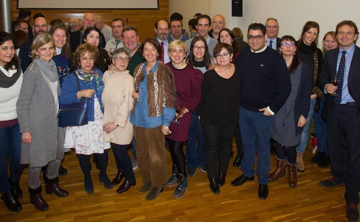 La Asociación de la Prensa de La Rioja celebra su patrón San Francisco de Sales