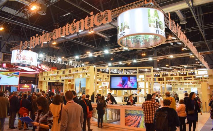 Día de La Rioja en Fitur 2019