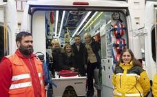 Incorporan una ambulancia de soporte vital para el equipo riojano de respuesta inmediata