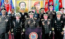 Maduro se aferra al Ejército