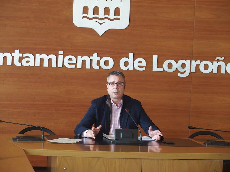 Las licencias de obra crecen en Logroño el 53% desde el 2011