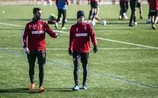 Sergio Rodríguez podrá contar con 19 jugadores ante el Langreo