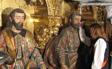 Las parroquias de Arnedo inician hoy las visitas guiadas para todo el año a su patrimonio