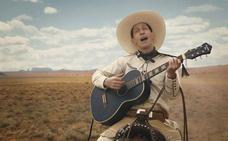 'La balada de Buster Scruggs' y 'Kidding', las favoritas de Berto Romero