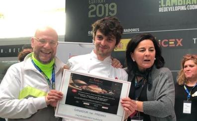 Pol Contreras, del Echaurren, Mejor Pastelero Revelación en Madrid Fusión 2019