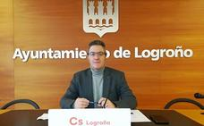 Cs critica la oferta «poca ambiciosa» del Gobierno local de Logroño en Fitur