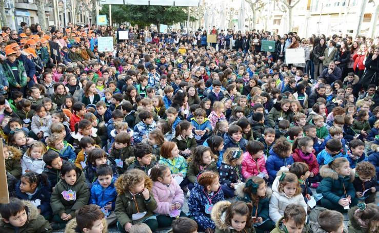 El Colegio Teresianas celebra el Día de la Paz