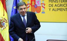 Luis Planas participa en una asamblea abierta sobre la PAC en Logroño