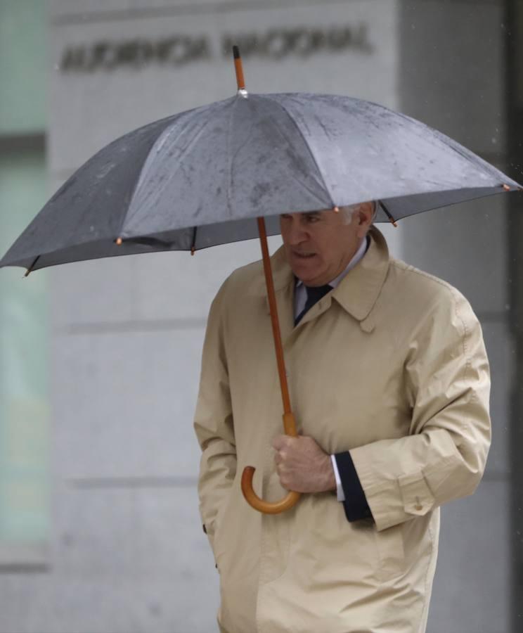 El juicio por el borrado de ordenadores de Bárcenas comienza el 9 de abril