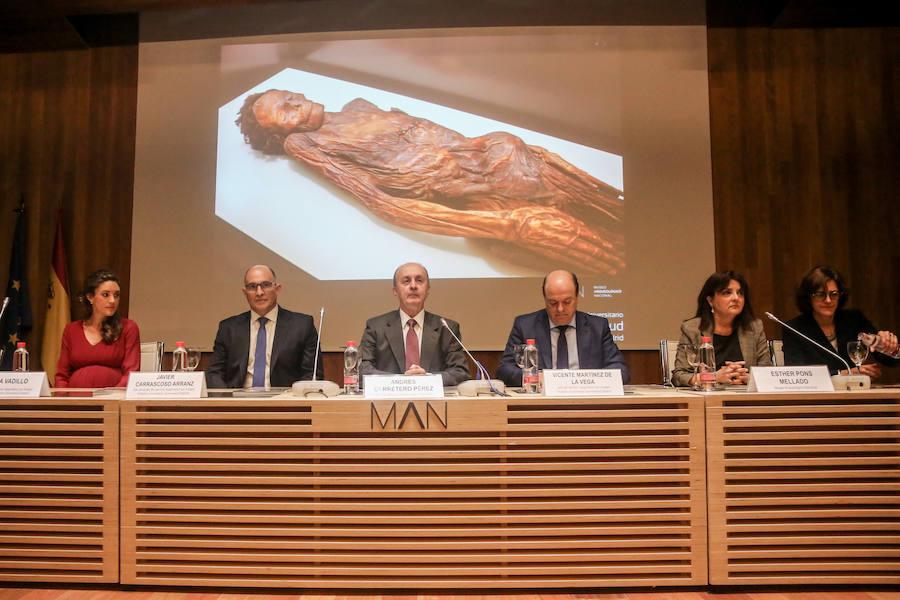 «Viaje al interior de las momias» del Museo Arqueológico Nacional