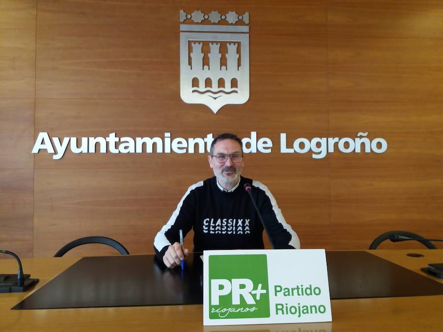 El PR+ pide al Ayuntamiento de Logroño que opte a las ayudas para contratar a jóvenes