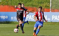 Los goles del Sporting B-UDL