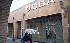 Desalojan el cine Doga de Nájera por el incendio de unas cajas eléctricas