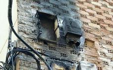 Encargado el arreglo de los daños del incendio
