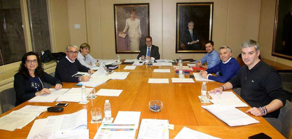 La ponencia para la reforma del Estatuto concluye sin garantía de un acuerdo total