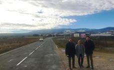240.760 euros para mejorar la carretera LR-342, en Sotés