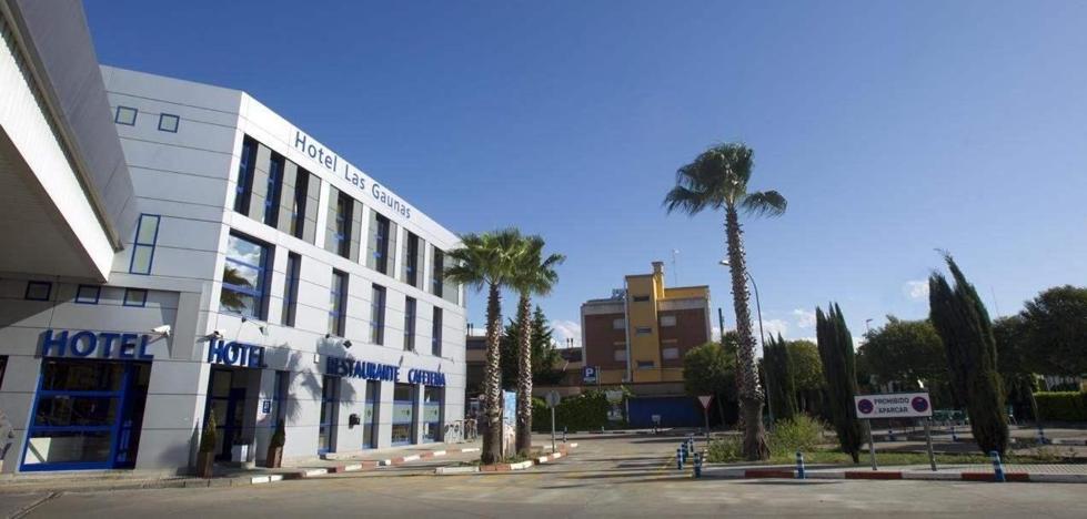 El Hotel Las Gaunas echa el cierre