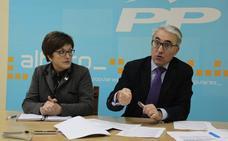 El PP exige la licitación este año de la subestación eléctrica de La Senda de Alfaro y el desdoblamiento de la N-232