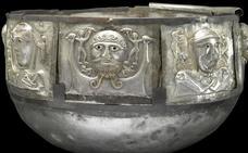 Los celtas embalsamaban las cabezas de sus enemigos