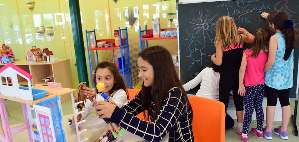 Las ludotecas de Logroño se llevan cerca de un millón de euros