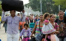 Ayudar a Venezuela y asfixiar a Maduro
