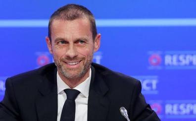 Aleksander Ceferin, frialdad y eficacia para capitanear la UEFA