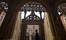 Ceniceros adelanta que una comunidad religiosa puede llegar a Santa María la Real de Nájera
