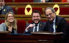 La Generalitat acusa a Sánchez de haber cedido a la presión de la «ultraderecha»