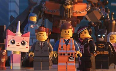 Del mundo animado de Lego a la fascinante vida de María de Estuardo