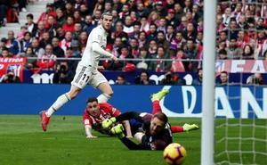 El Madrid clava una estocada al Atlético