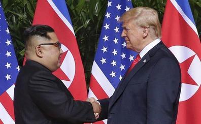Trump anuncia a Hanoi como sede de segunda cumbre con Kim Jong-un