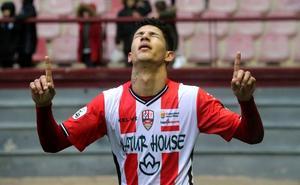 Los goles del UDL-Calahorra: tablas en Las Gaunas