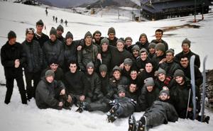 La Retina: relax militar en la nieve de Valdezcaray