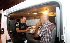 Aumentan los positivos por drogas al volante en Logroño: 118 durante 2018 frente a los 76 del año anterior