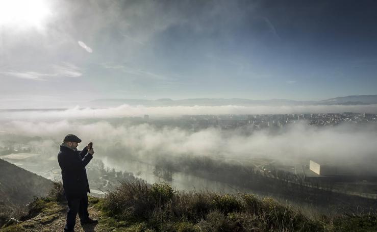 Visita al Monte Cantabria
