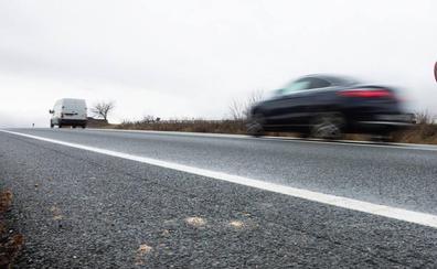 Cs reclama en el Congreso las medidas para reducir los accidentes en la N-232