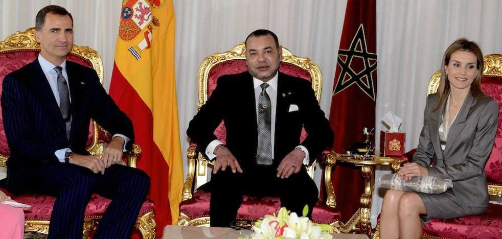 Los Reyes inician el miércoles un acelerado viaje de Estado a Marruecos