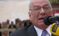 Fallece el locutor, publicista y poeta jarrero Fernando González Sarasa
