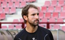 David Ochoa, destituido como entrenador de la SD Logroñés