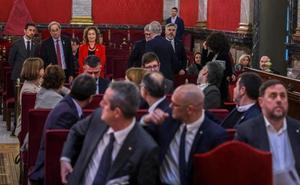 Directo | «Se está aplicando el derecho penal de autor en este juicio», critican las defensas