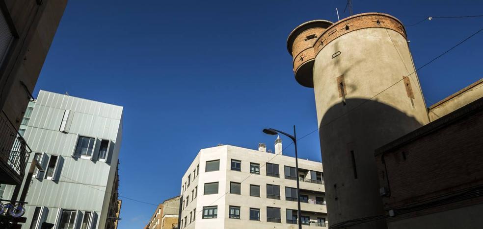 El cuartel de Calahorra, «rehén de las disputas internas del PP», según el PSOE