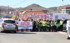 La cárcel de Logroño podría quedarse sin seguridad privada el 31 de mayo