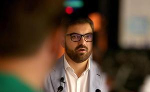 Diego Ubis renuncia a ser candidato de Cs por La Rioja