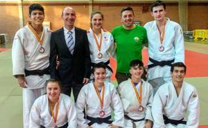 La Federación Riojana logra seis medallas