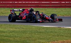 Red Bull se viste de incógnito con el RB15