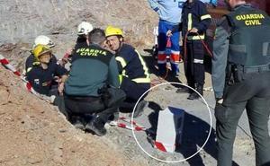 Citan por homicidio imprudente al dueño del terreno del pozo donde cayó Julen