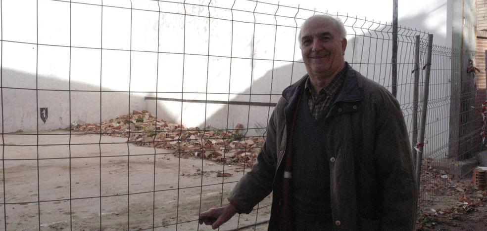 Fallece Pablito Sacristán, figura de la pelota de los 50