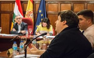 García Metola recuperará su sueldo de alcalde gracias a la abstención del PP